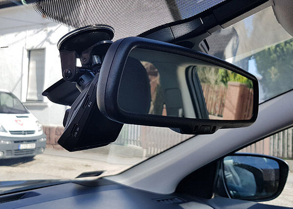 Autós kamera elhelyezés