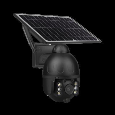 Nepelemes, akkus, Motoros WIFI-s Kültéri megfigyelő kamera E-cam Ptz 588-wifi