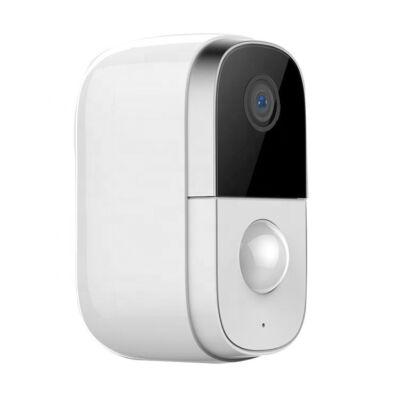 Napelemes Kültéri Akkus WIFI-s megfigyelő kamera e-CAM A10