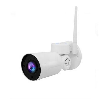 E-cam HCV-SH17-C Motors Kültéri FULL HD  WIFI-s megfigyelő kamera 4x zoom
