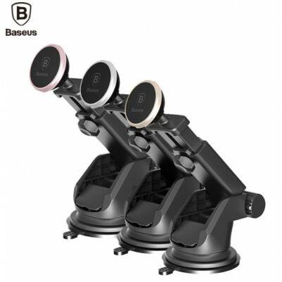 Baseus mágneses teleszkópos Autós telefon tartó