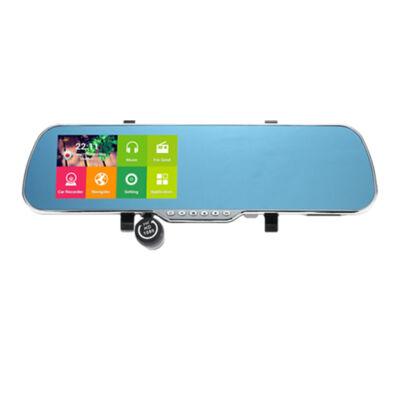 Tükörbe épített navigácó és kamera, Carmaxer hs900