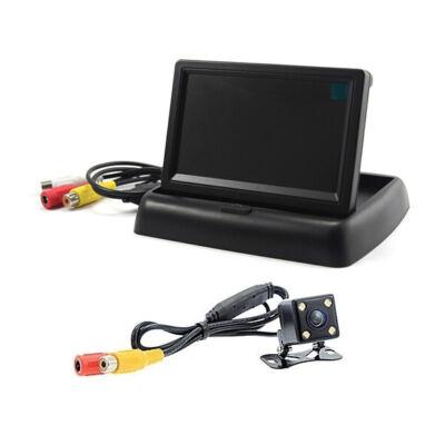 Vezeték nélküli Tolatókamera és Monitor szett