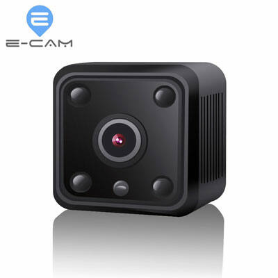 e-CAM B001 Akkus WIFI-s megfigyelő kamera