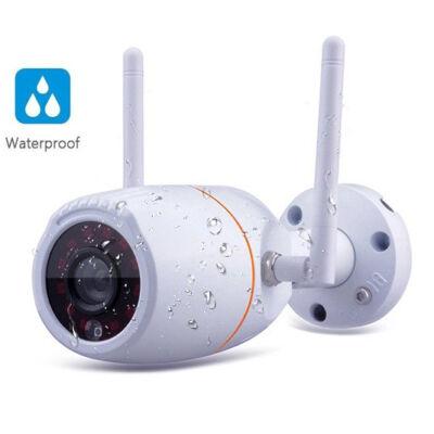 Siepem FULL HD Kültéri WIFI-s megfigyelő kamera S6865F-WR2