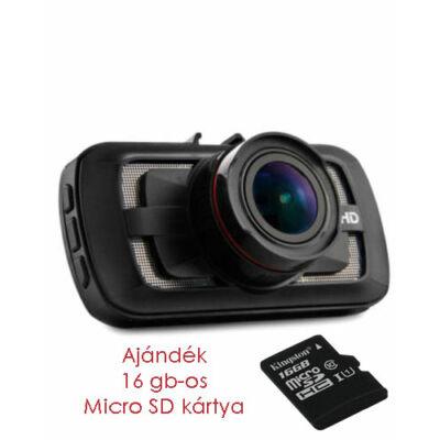 DAB 205 autós kamera