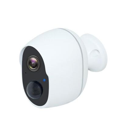 e-CAM TR06 Kültéri Akkus WIFI-s megfigyelő kamera